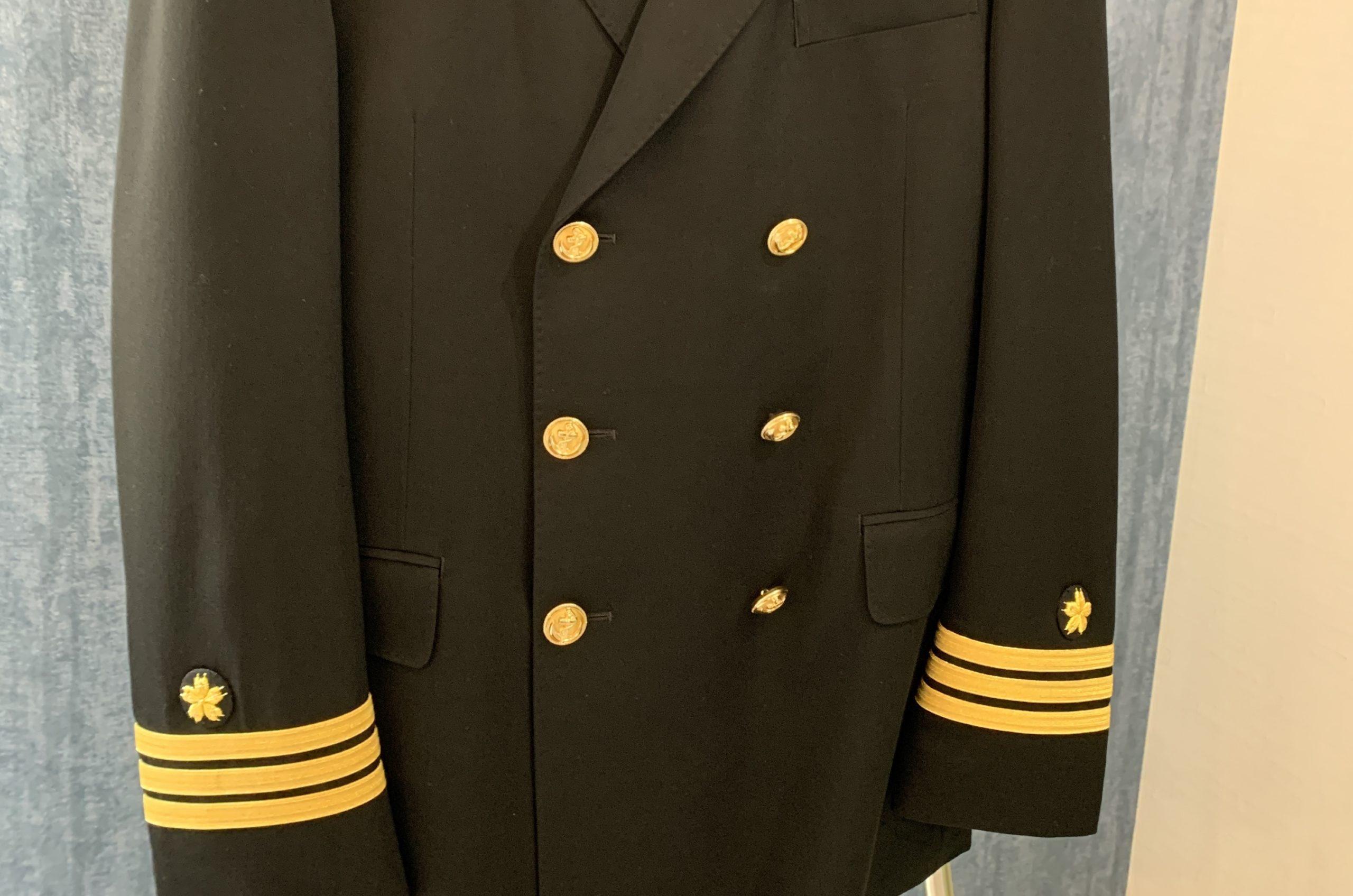 海上自衛官の制服